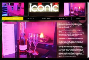 Iconic Lowestoft website Frontlineweb.biz Iconic Lowestoft website design/builders Suffolk