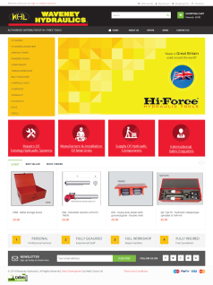 AUTHORISED DISTRIBUTOR OF HI- FORCE TOOLS