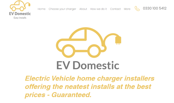 EV Charge Point Electric Vehicle Home Chargers