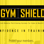 Gym Shield Modular Partitioning Systems For Gyms & Health Clubs