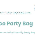Eco Party Bag Somerset Environmentally Friendly Children's Party Bags And Gifts UK has a range of pre-selected bags for you to choose from